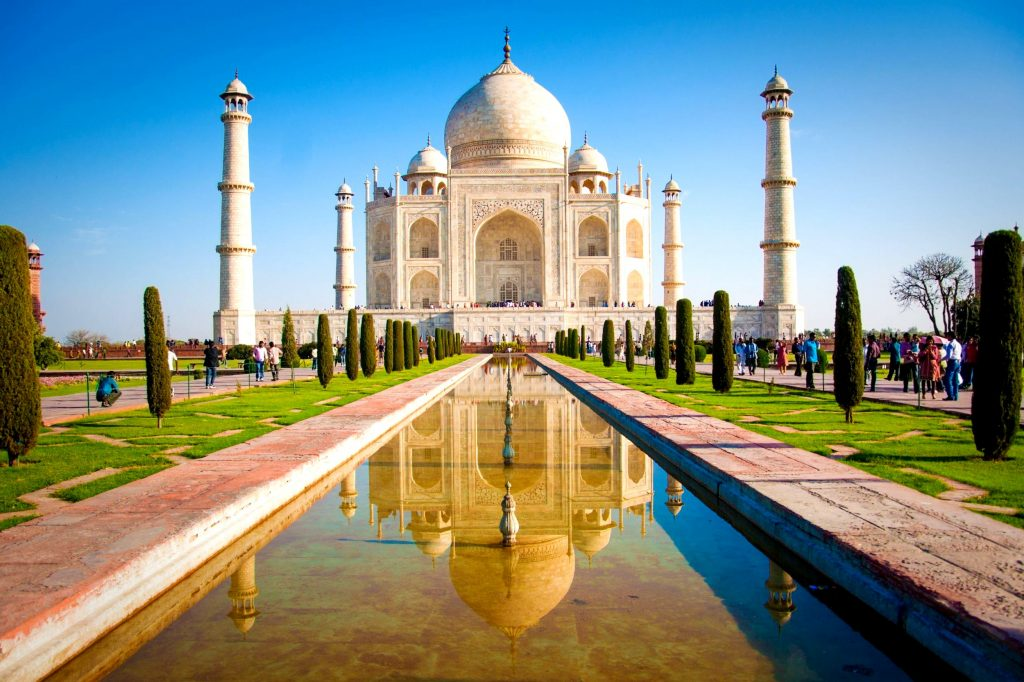 Taj Mahal Luxury Travel